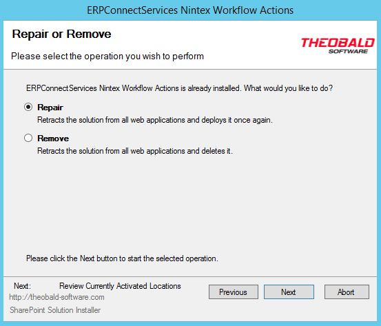ECS-Nintex-WorkflowAction_Installation2